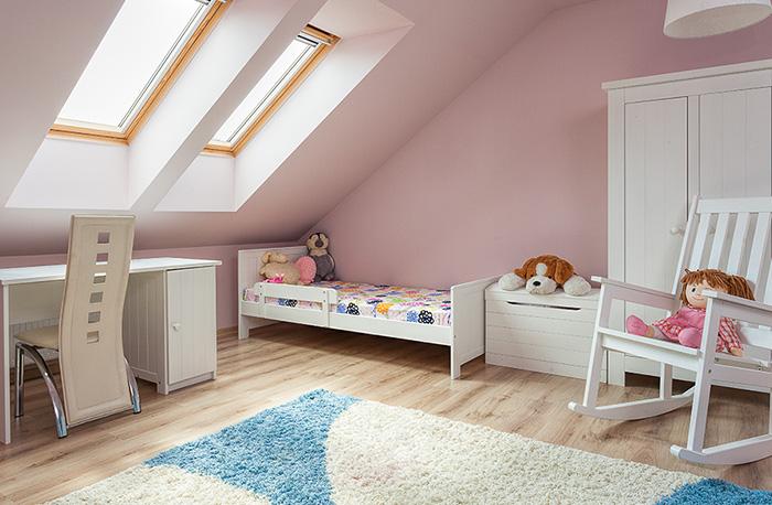 kids bedroom loft conversion