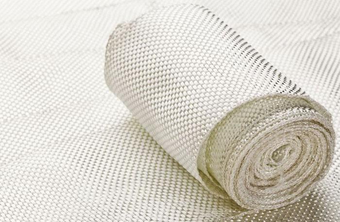 roll of fibreglass